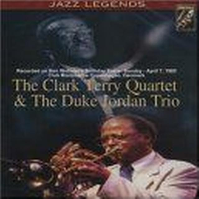 The Clark Terry Quartet & The Duke Jordan Trio [DVD]